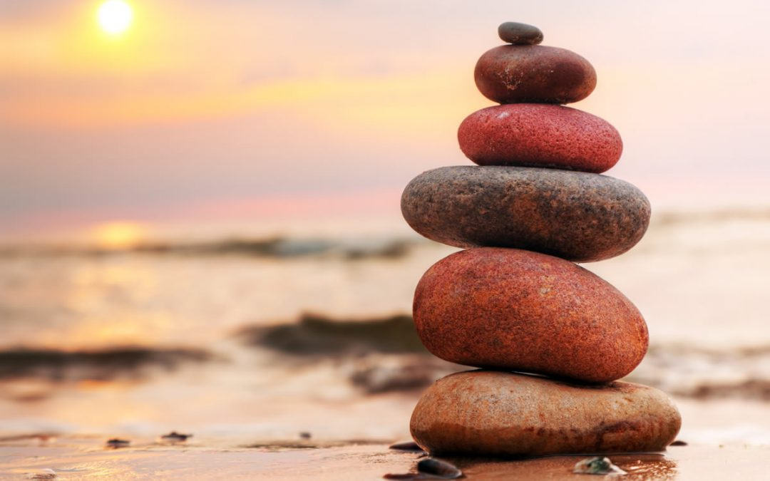 HOW TO FIND THE RIGHT BALANCE IN LIFE ?