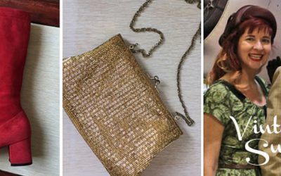 A 40+Entrepreneur business story: Vintage by Suzanne