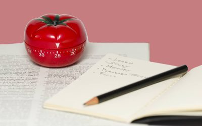 Most Important Work (MOW) challenge: achieve your most important tasks using the pomodoro method!